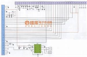 Lg510 Type Mobile Phone Line Circuit Principle Diagram