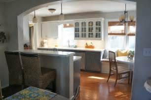 hexagon tile kitchen backsplash remodelaholic gray and white kitchen makeover with hexagon tile backsplash