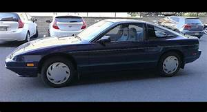 Original 1990 Nissan 240sx With 41k Miles For  5 5k Sounds
