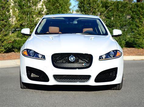 jaguar xfr review test drive