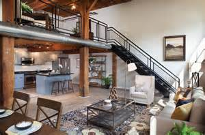 Inspiring Open Floor House Plans With Loft Photo by Dna Lofts Boston S Luxur Properties
