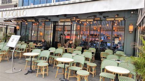 l apollo l apollo une brasserie parisienne conviviale dans le quartier de montparnasse xiv