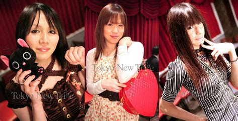 Japanese Drag Fashion In Akihabara, Tokyo Crossdressing