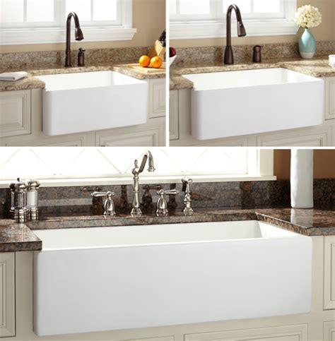 farmhouse sink buying guide