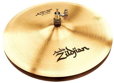 Zildjian A New Beat 14 Inch Hi Hats