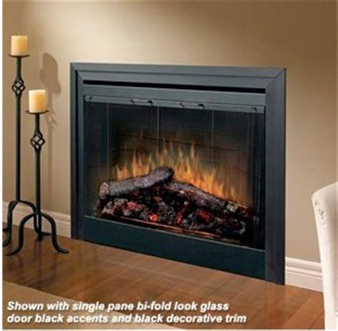 dimplex   purifire built  electric fireplace