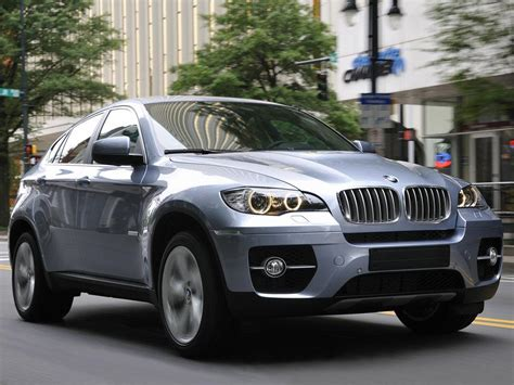 Gambar Mobil Bmw X6 M by New Bmw X6 2010 Activehybrid Features Photos Gambar
