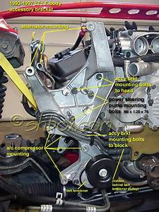 Lt1 Alternator Only Mounting Thought
