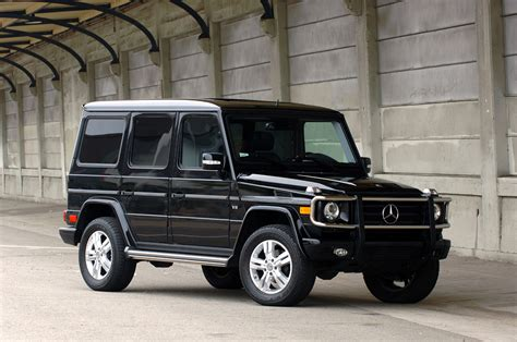 G550 Mercedes Review by Review 2009 Mercedes G550 Photo Gallery Autoblog