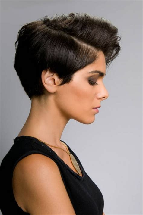 crazy short hairstyles for women
