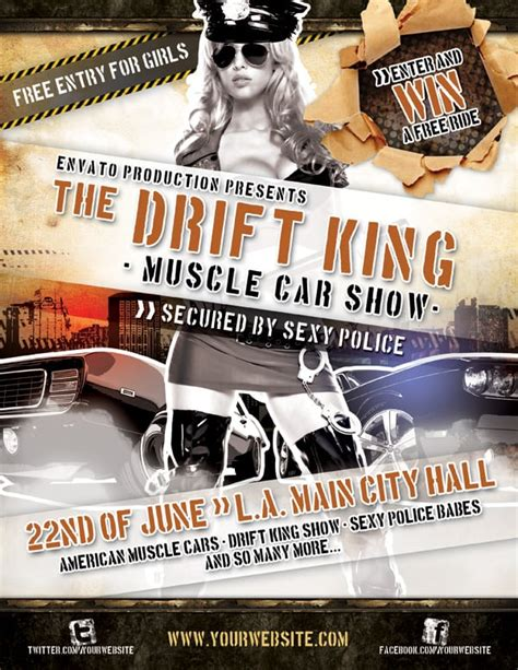Car Wallpapers Free Psd Flyer by 5 Car Show Flyer Templates Word Templates