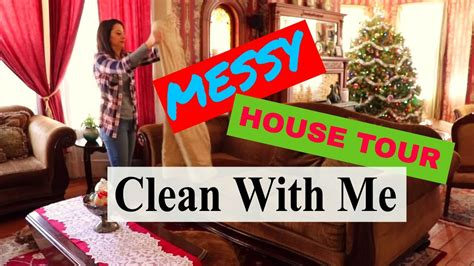 house tour winter 2018 clean with me cleaning inspiration youtube
