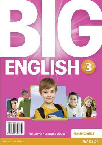 big english  flashcards pearson