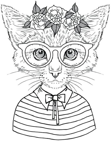 animal coloring pages for teens at getcolorings com free
