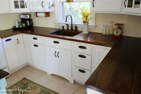 Wood Countertop Diy Bstcountertops
