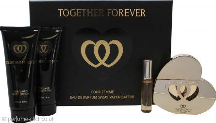 Shoo Dispenser For Shower - laurelle together forever gift set 100ml edp 120ml
