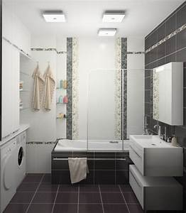 Welche Farbe Fürs Bad Geeignet : kleines badezimmer gestalten 30 fliesen ideen und tipps ~ Watch28wear.com Haus und Dekorationen