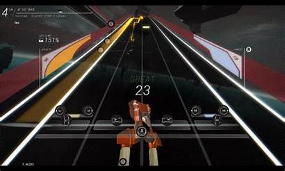 Sequence Rhythm Games Project Mod Storm