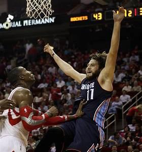Josh McRoberts Photos Photos - Charlotte Bobcats v Houston ...