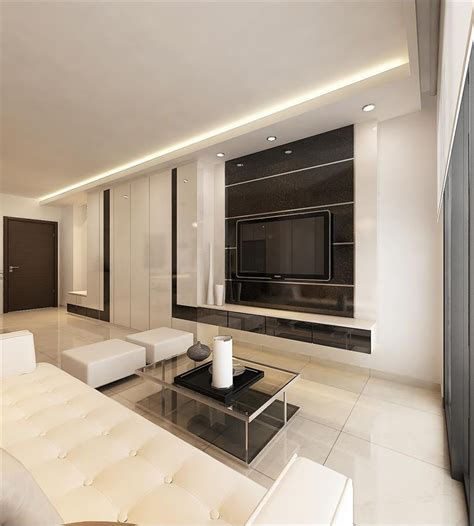 Grey Living Room Hdb by 5 Room Hdb Design By 9 Degree Considering The Carpentry