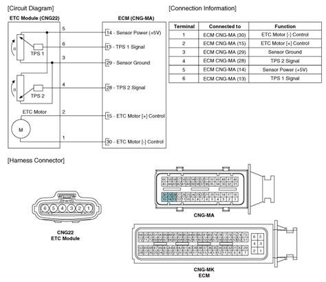 electronic throttle control 2006 hyundai elantra parental controls hyundai elantra etc electronic throttle control system schematic diagrams engine control