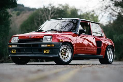 1985 Renault 9 Turbo 50 Images Hd Car Wallpaper