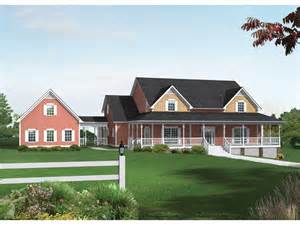 House Plans Country Farmhouse Photo by Hallberg Country Farmhouse Plan 013d 0042 House Plans