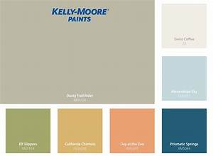 Warm Kitchen Wall Colors