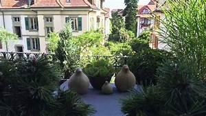 ideen fur balkon und terrassengestaltung youtube With balkon ideen lichterkette