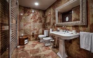 Luxury Bathroom Hotel in Italy