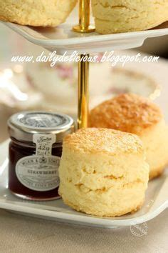 dailydelicious   mission real rich scones