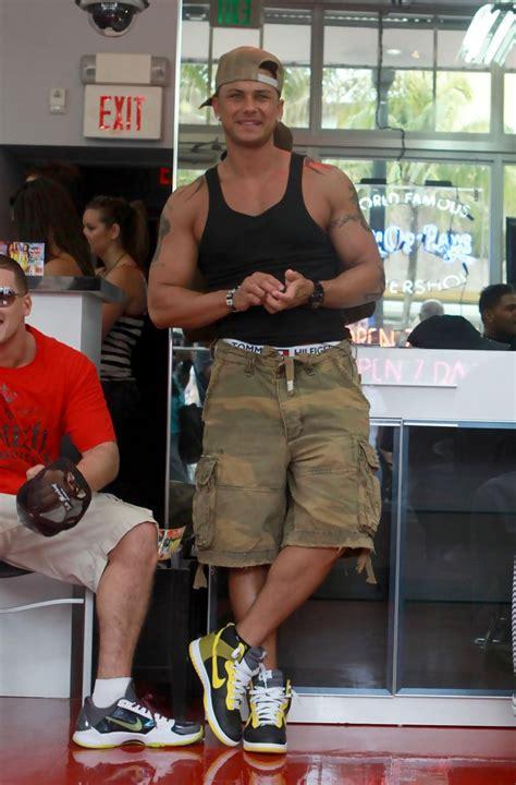 jersey shore guys  haircuts    zimbio