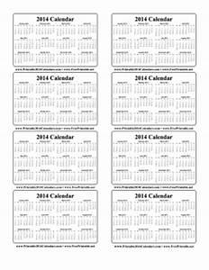 printable wallet size calendar printable calendar 2017 With wallet size calendar template