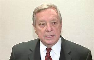"""He said these hate-filled things."" Sen. Durbin confirms ..."