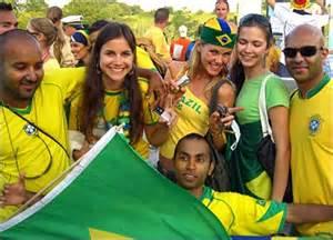 Brazilian People in Brazil