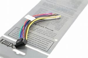 Xtenzi Car Radio Wire Harness Compatible With Jensen