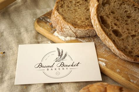 Some samples are from an actual projects; Bakery Food branding mockup on Behance