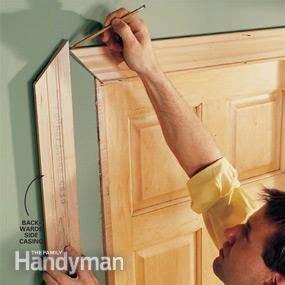 interior trim work basics install trim tips tricks
