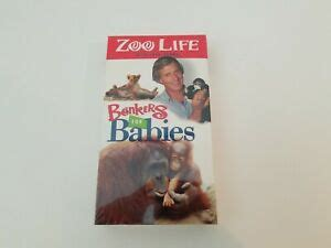 Zoo Life With Jack Hanna VHS Video Tape Bonkers For Babies ...
