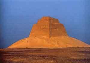 Architettura Monumentale Dell'antico Regno  Arte Egizia
