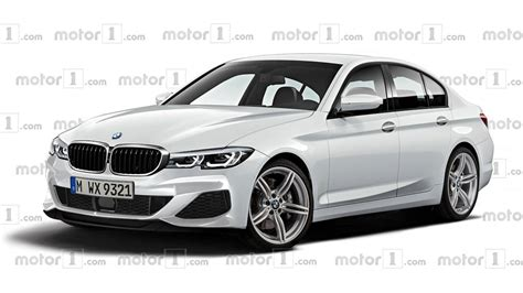 Bmw 3 Series Sedan 2019 by 2019 Bmw 3 Series Render Envisions The Quintessential
