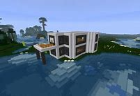 Images for maison moderne de luxe avec piscine minecraft ...