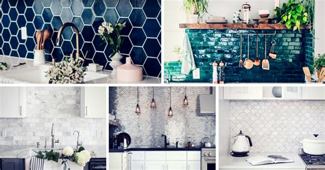 Kitchen Upgrade Ideas - 20 kitchen backsplash ideas that totally steal the show homelovr