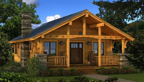 log cabin kits bungalow 2 log cabin kit plans information