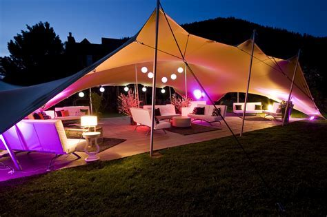 Stretch Tent Hire   LoveTipis