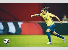 The Best Female Soccer Players of All Time Cleats