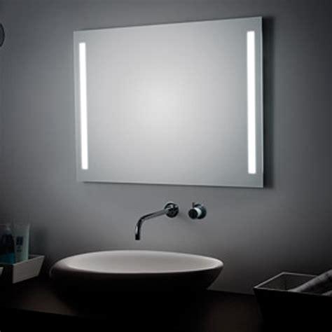 spiegel mit integrierter beleuchtung koh i noor quot t5 quot spiegel mit beleuchtung seitlich