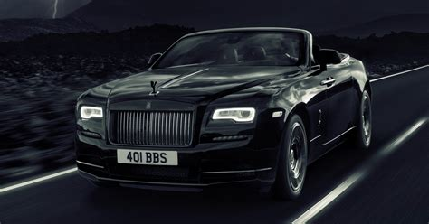 Rolls Royce Dawn Black Badge Paul Tan