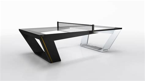 custom logo ping pong table avettore table tennis luxury modern pool tables the