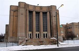 Chicago Vocational High School (A small portion of a big s ...